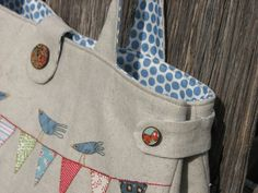 Anni Downs Projects: Bag details that inspire....