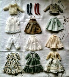 A dolly trousseau