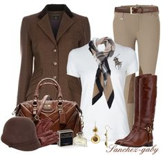 """Ralph Lauren"" by sanchez-gaby on Polyvore"