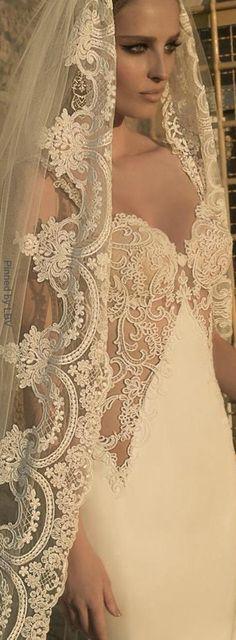 """Galia Lahav """"La Dolce Vita"""" 2014 Bridal collection   LBV ♥✤   BeStayElegant"""