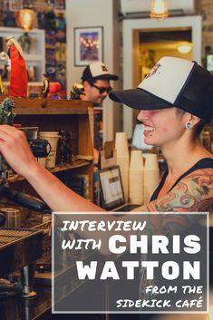 Toronto's Culinary Scene: Interview with Chris Watton (The Sidekick) via Toronto Life, Interview, Scene, Stage