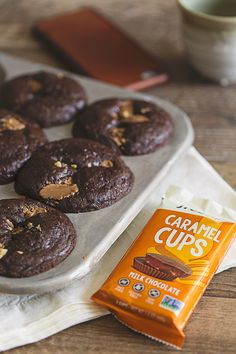 Our Father's Day just got a whole lot sweeter with these incredibly mouth watering Zemas Madhouse Foods' Chocolate Brownies  baked with our Sun Cups inside! Happy Father's Day to all you awesome papas out there!   Get the recipe here!  http://www.free2bfoods.com/zemas-chocolate-brownies-sun-cups/
