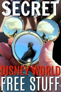 The Best Secret Free Things at Walt Disney World