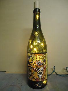 Bucks Gone Wild Bottle Light.. For Sale $12.50 for most bottle lights!!!!