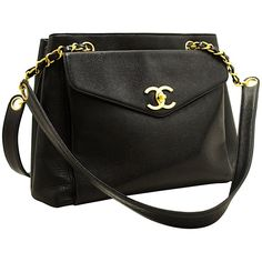d37fd264f8d27d Chanel Boutique Structured Shoulder Bag - Chanel Caviar Chain Shoulder Bag  Leather Gold Zipper Leather