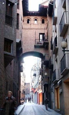 Barbastro, Aragon, Spain (by Tony Vallad on Flickr)