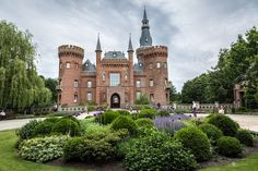 Schloss Moyland (Bedburg-Hau, Kleve, Germany)