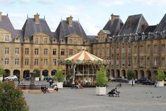 Charleville-Mezieres, Champagne-Ardenne