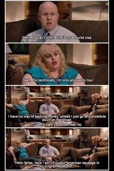 Rebel Wilson is probably the funniest person in the world lol