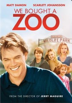 We Bought a Zoo (2011) movie #poster, #tshirt, #mousepad, #movieposters2