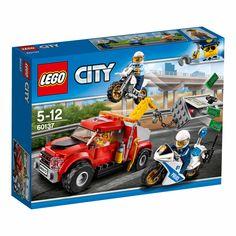 #Lego #LEGO® #60137   LEGO City Abschleppwagen auf Abwegen  Alter: 5-12, Teile: 144.    Hier klicken, um weiterzulesen.  Ihr Onlineshop in #Zürich #Bern #Basel #Genf #St.Gallen