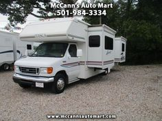 Used 2003 Ford Econoline E-450 Itasca Spirit RV for Sale in Hot Springs Village AR 71909 McCann's Auto Mart