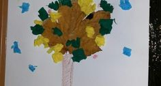 jesienne drzewo z liści Pineapple, Fruit, Kids, Young Children, Pinecone, Boys, Children, Kid, Children's Comics