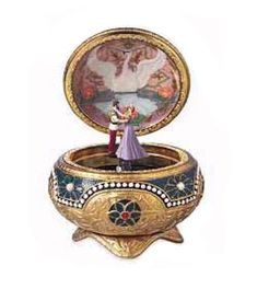 I really really REALLY want an anastasia music box like on the movie...