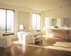 "TLC Home ""Bathroom Design Idea: Contemporary Styling"""