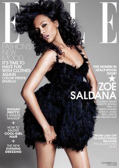 Elle Magazine - November 2014
