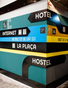 Generator Urban Design Hostels: Ein fantastisches Design-Reiseziel   Studio5555