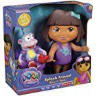 Mattel X3980 - Badespielzeug Dora Splash Around, mehrfarbig