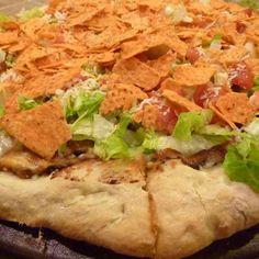 Pizza De Doritos
