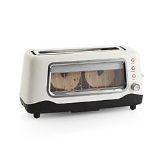 Dash ® Clearly Better White Toaster