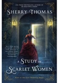 A female Sherlock Holmes