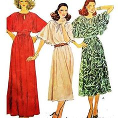 Image result for mccalls dress maxi dress patterns