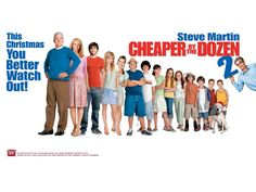 Watch Streaming HD Cheaper by the Dozen 2, starring Steve Martin, Bonnie Hunt, Hilary Duff, Eugene Levy. Steve Martin and Bonnie Hunt return as heads of the Baker family who, while on vacation, find themselves in competition with a rival family of eight children, headed by Eugene Levy #Adventure #Comedy #Family http://play.theatrr.com/play.php?movie=0452598