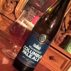 Date night with a Finnish Pale Ale! ...Nice!! #malmgård #beer #öl #paleale #craftbeer #columbuspaleale #finnish #finland #beers #beersoftheworld #olut #drink #drinks #booze #pivo #cerveza #bier #malmgårdinpanimo #cheers #kippis #skål #slainte #finnishbeer #birra