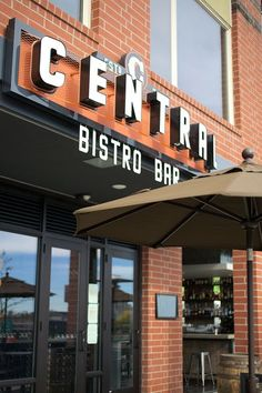 Central Bistro and Bar... Located in Denver, CO (LOHI)