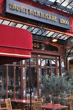 Le Montparnasse, brasserie, 59 Boulevard du Montparnasse, Paris VI