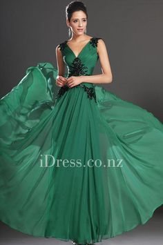 Evening dress nz air