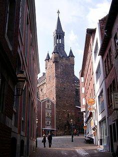 Aachen stadt Dna, Germany, World, City, Places, Deutsch