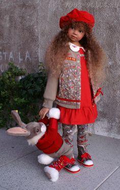 Vita - Angela Sutter Dolls