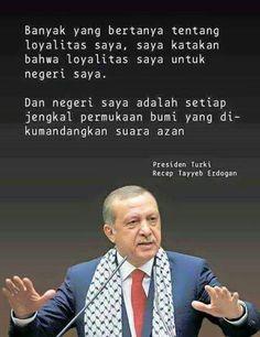 Kutipan Islam - Erdogan