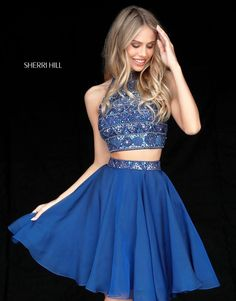 Adorable two piece now available at I Do Bridal and Formal in Mobile, @idobridalformal_mobile