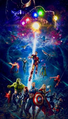 Avengers Infinity War Wallpaper Iphone Iphonewallpapers