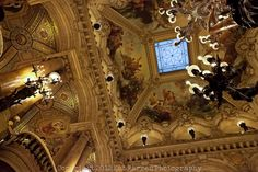 Palais Garnier, Paris Opera House