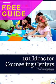 two fun games to use in classroom guidance lessons or small group counseling to teach and practice self control strategies -Counselor Keri Kindergarten Behavior, Elementary School Counseling, School Counselor, Elementary Schools, Counseling Activities, Group Counseling, Therapy Activities, Kindness Activities, Therapy Ideas