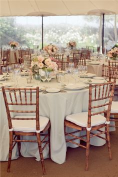 We love this entire wedding -- it's probably our favorite color scheme we've seen so far.