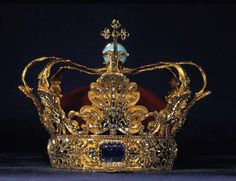 Crown of Norway | Official and Historic Crowns of the World and their Locations