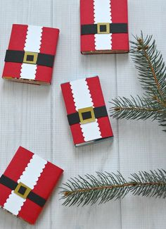 DIY Christmas Candy Wrapper – Organized 31 Make these DIY Christmas Candy Wrappers for pennies. They make great stocking stuffers and small gifts. They're also a great kids craft. Christmas Candy Crafts, Santa Crafts, Homemade Christmas Gifts, Christmas Gift Wrapping, Christmas Crafts, Christmas Ideas, Christmas Goodies, Handmade Christmas, Christmas Ornaments