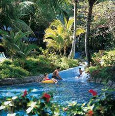 Hyatt Dorado Beach Resort - Puerto Rico.  Stayed here - absolutely gorgeous resort!  ASPEN CREEK TRAVEL - karen@aspencreektravel.com