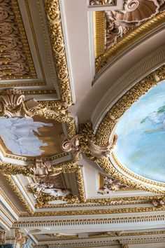 Flagler Museum - Stunning architectural details inside the Flagler Museum - Gold Aesthetic, Classy Aesthetic, Aesthetic Vintage, Baroque Architecture, Beautiful Architecture, Museum Architecture, Architecture Details, Picture Wall, Photo Wall
