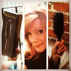 Styling Made Easier with the Groove Elliptic Hairbrush by Kellie Little Hairbrush, Hair Type, Make It Simple, Style, Swag, Hair Color Brush, Outfits, Hair Comb