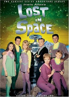 Great sci-fi show from the 60's and 70's.