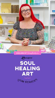 Soul Healing Art with Dyan Reaveley Join the colorfully creative Dyan Reaveley for this brilliant mini-series that shows you how to heal your soul and your heart with your art! Explore the helpfulness of stencils, the wild whimsy of collage sheets, the science of doodling, and lots of other inspiring anecdotes along the way! School Auction, Bazaar Ideas, Soul Healing, School Gifts, Do It Yourself Home, Easy Gifts, Along The Way, Stencils, Join