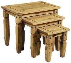 Tables £35