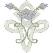 Sue Box Creations | Download Embroidery Designs | Art Nouveau