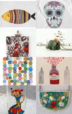 Monday's holiday treasures by Jenny Mendes on Etsy--Pinned with TreasuryPin.com Holiday, Etsy, Vacations, Holidays, Vacation, Annual Leave