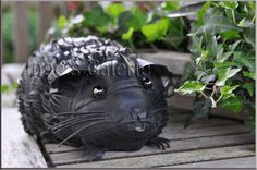 16 Garden Sculpture, Lion Sculpture, Reduce Reuse, Recycled Rubber, Bike Parts, Steampunk, Projects To Try, Statue, Diy